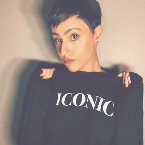 """NWT """"Iconic"""" Sweatshirt by Sub_Urban Riot"""